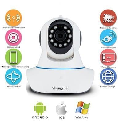 Leave Your Worries Behind, When You Leave Your Pets Home Alone. This  Real Time Dog Monitor Camera Uses Your Homeu0027s WiFi Connection (with  Advanced H.264 ...