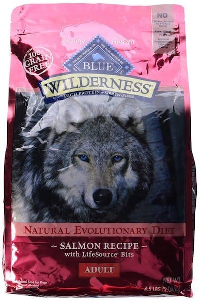 Best Low Cost Dog Food Salmon