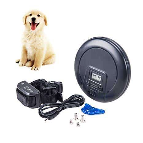 CO-Z Electronic Pet Dog Training Trainer Collar w/Remote