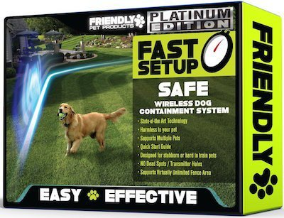 The 40 Best Wireless Electric Dog Fence Systems 2018