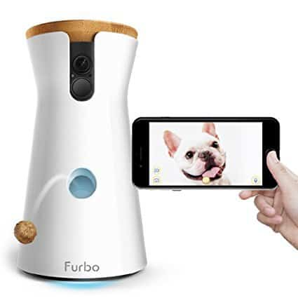 Furbo Dog Camera with Two-Way Audio
