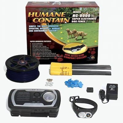 High Tech Pet Humane Contain HC-8000