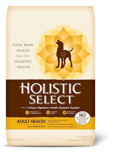 Holistic health starts with your dog's diet, and that means premium ingredients – real turkey, real sardines, real salmon, real duck, real lamb… you get the ...