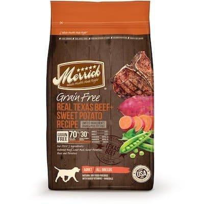 Best Beef Based Dry Dog Food