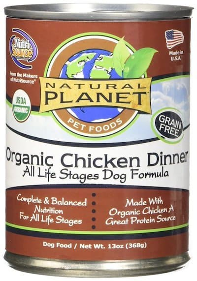 Best Natural Canned Dog Food