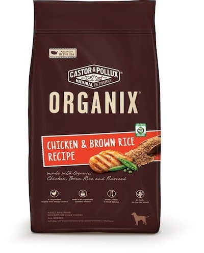 Organic Dry Dog Food Brands