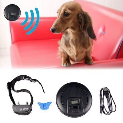 PENSON & CO. Digital Wireless Electronic Dog Fence