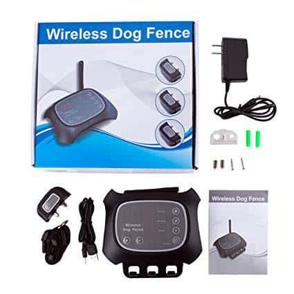 PETJOY Wireless Dog Fence