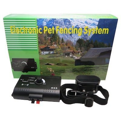 if youu0027re looking for an economical option the buck stops here this flexible system covers a generous 125 acres is expandable for as many pups as you