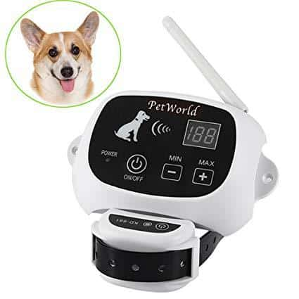 PetWorld Wireless Dog Fence System
