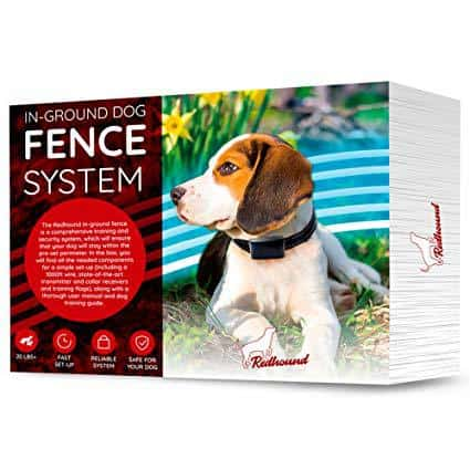 redhound In Ground Electric Fence for Dogs