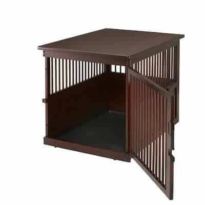You Can Have Both Convenience And Style With This Large Dog Crate, Which  Doubles As An End Table For Your Living Room, Dining Room, Or Family Room. Part 98
