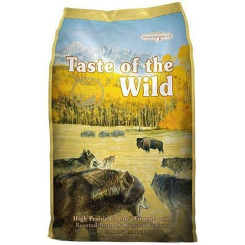 Cost Of Taste Of The Wild Dog Food