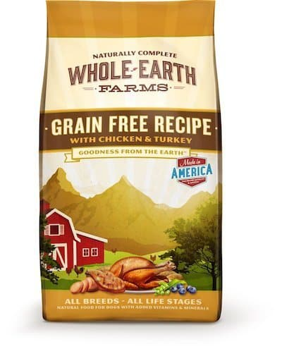 Dry Dog Food Without Chicken Or Beef