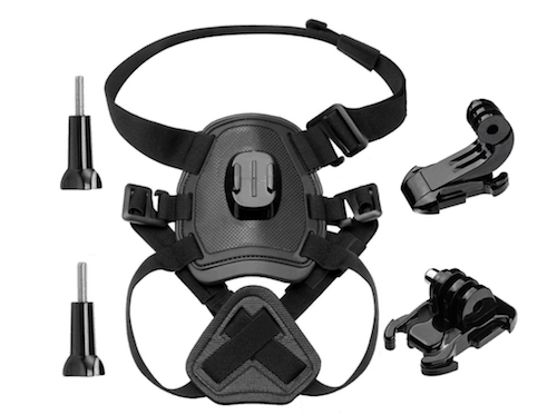 ASOCEA Dog Harness for GoPro Hero