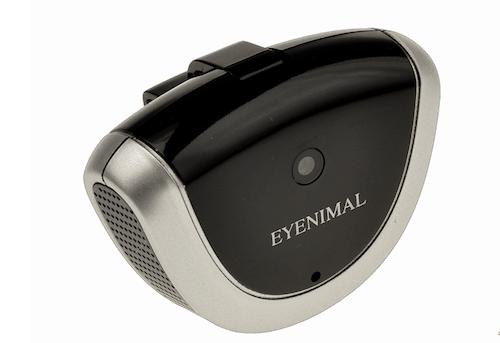DOGTEK Eyenimal Videocam for Pets 4GB Memory