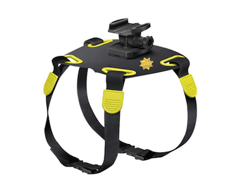 Glift Dog Waist Mount for All GoPro Hero Cameras and Action Cameras