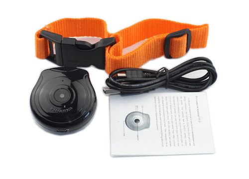 SAOMAI Digital Pet Collar Camera