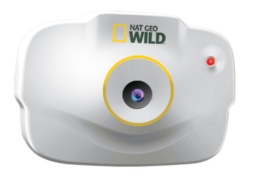 Uncle Milton National Geographic Pets Eye View Camera