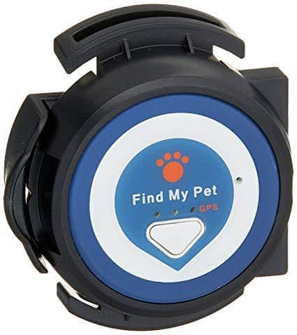 Find My Pet GPS Nano GPS Dog Tracker