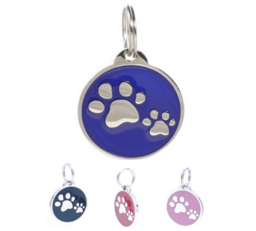 PetTouchID Smart Pet Tag for GPS Location