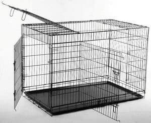 "BestPet 30"" Pet Wire Cage"