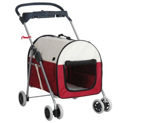 BestPet Carrier Stroller for Travel