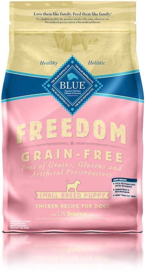 Blue Buffalo Freedom Grain Free Dry Puppy Food