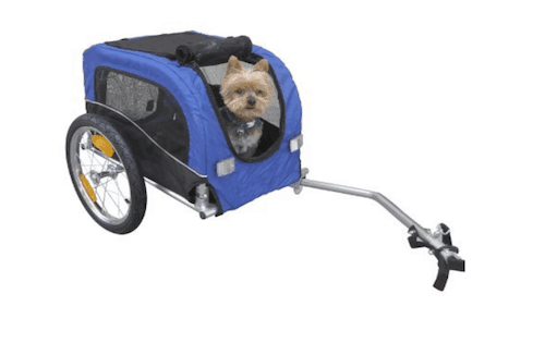 Booyah Small Dog Bike Trailer