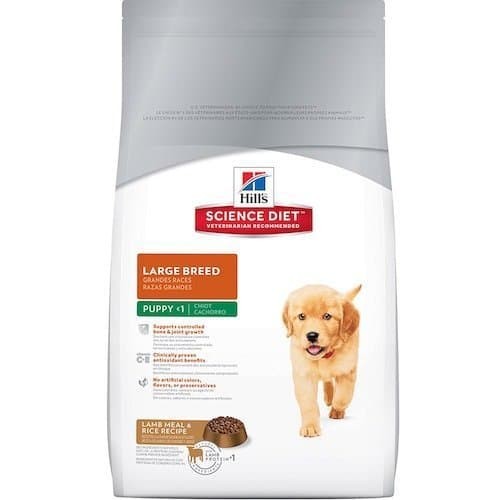 Best Food For Puppies >> The Best Rated Dog Food For Puppies In 2019 Pet Life Today