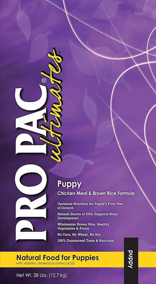 Midwestern Pet Foods PRO PAC Ultimates Grain and Gluten Free Puppy Formula