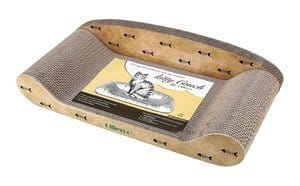 Ollieroo Curve Cat Scratching Pad
