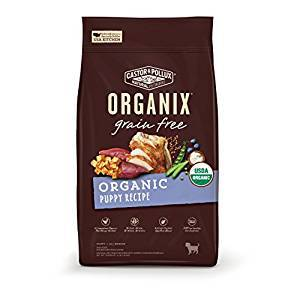 Organix Puppy Recipe Dry Dog Food
