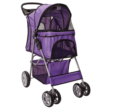 OxGord FourWheel Pet Stroller