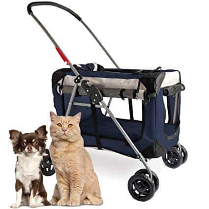 PetLuv Soothing Happy Pet Premium Soft Sided Cat & Dog Carrier