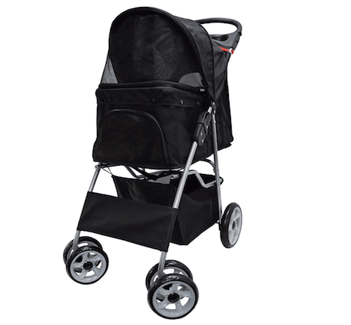 VIVO FourWheel Pet Stroller