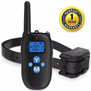 ALZN Remote Controlled Dog Training Collar