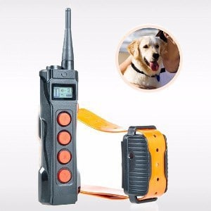 Aetertek 218C Shock Control Pet Dog Training Collar