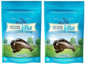 Blue Buffalo Chicken Bits Dog Treats