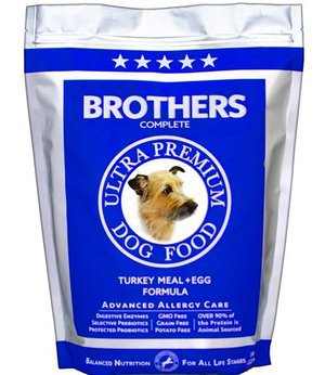 Brothers Complete Turkey & Egg Advanced Allergy Formula - 5lb