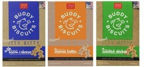 Buddy Biscuits Original Itty Bitty All Natural Treats For Dogs