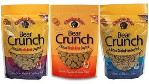 Charlee Bear Grain Free Bear Crunch Treats