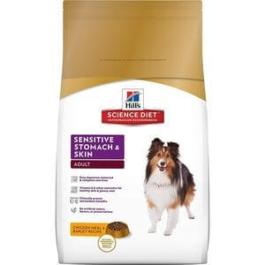 Dog Food Low Allergen