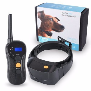 MAGISOR Remote Controlled Dog Training Collar