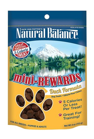 Natural Balance Mini Rewards Dog Treats