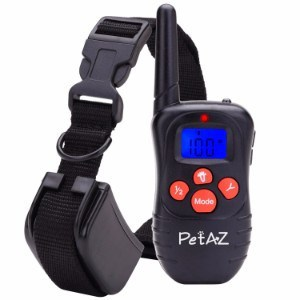 PetAZ Dog Training Collar With Remote