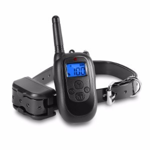 PetYeah P9 Remote Dog Training Collar