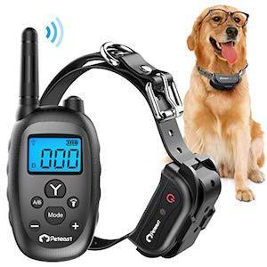 Peteast Remote Dog Training Collar