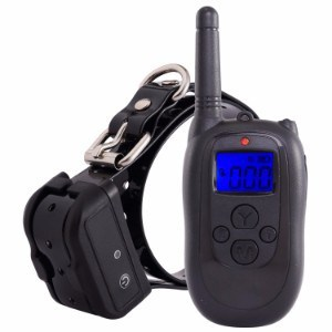 Petism Dog Shock Collar with Remote
