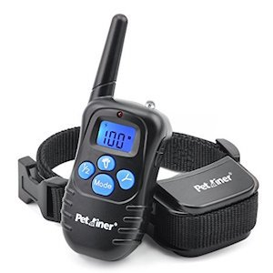 Petrainer Dog Training Collar